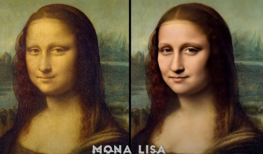 Mona Lisa by baudet